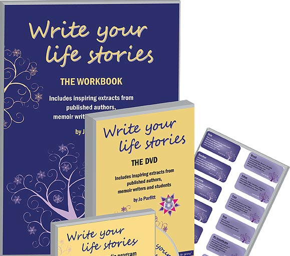 Write your life story
